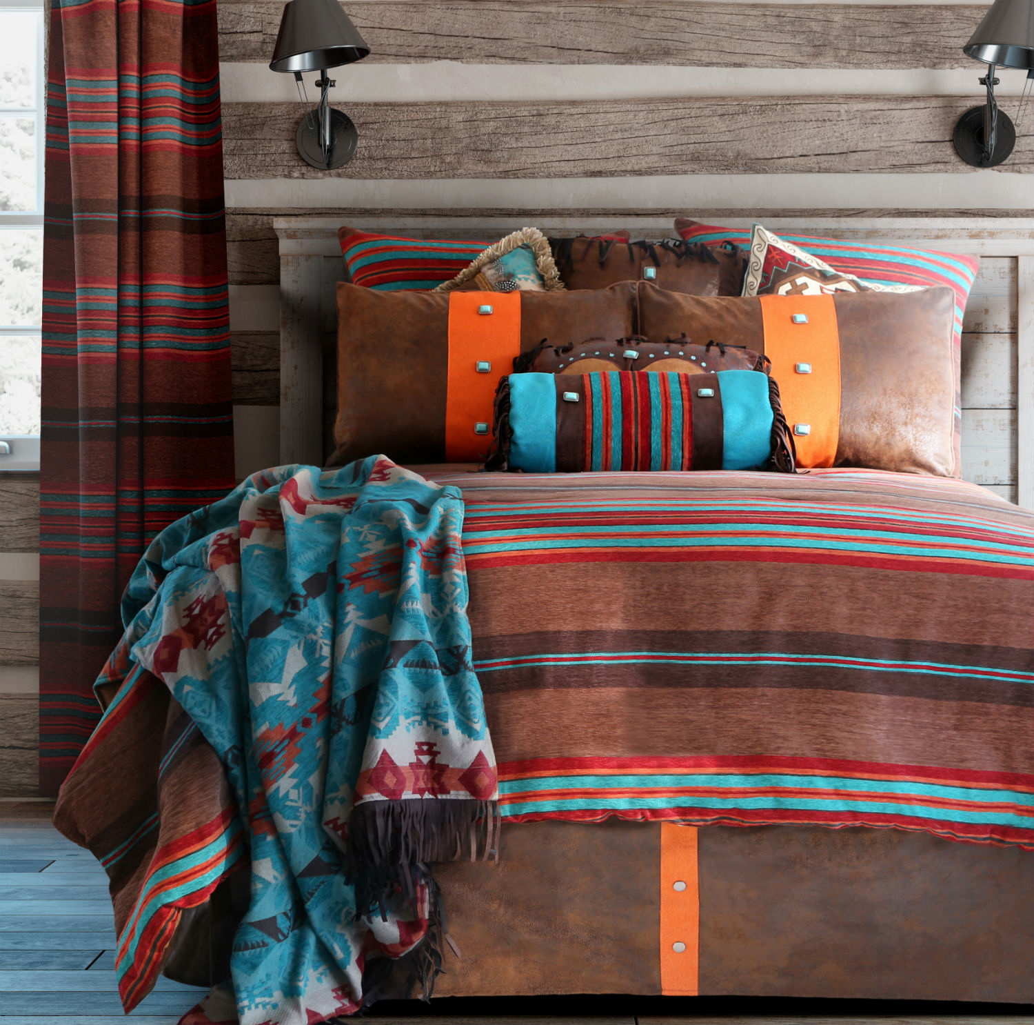 comforter and image sets classic decor cabin of bedspread modern camo cabins