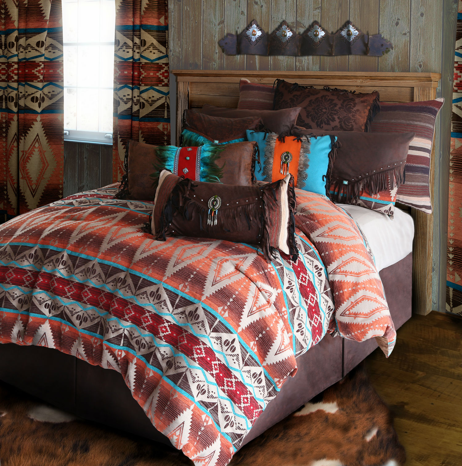 Mojave Sunset By Carstens Lodge Bedding