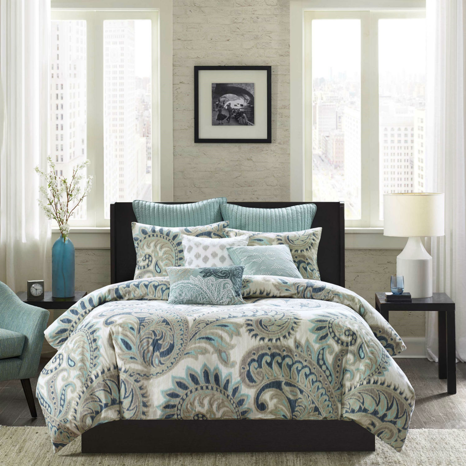 Mira by Ink & Ivy Bedding - BeddingSuperStore.com