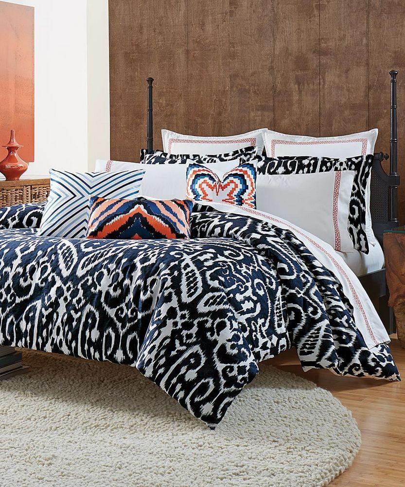 Indigo Ikat By Trina Turk Bedding Beddingsuperstore Com