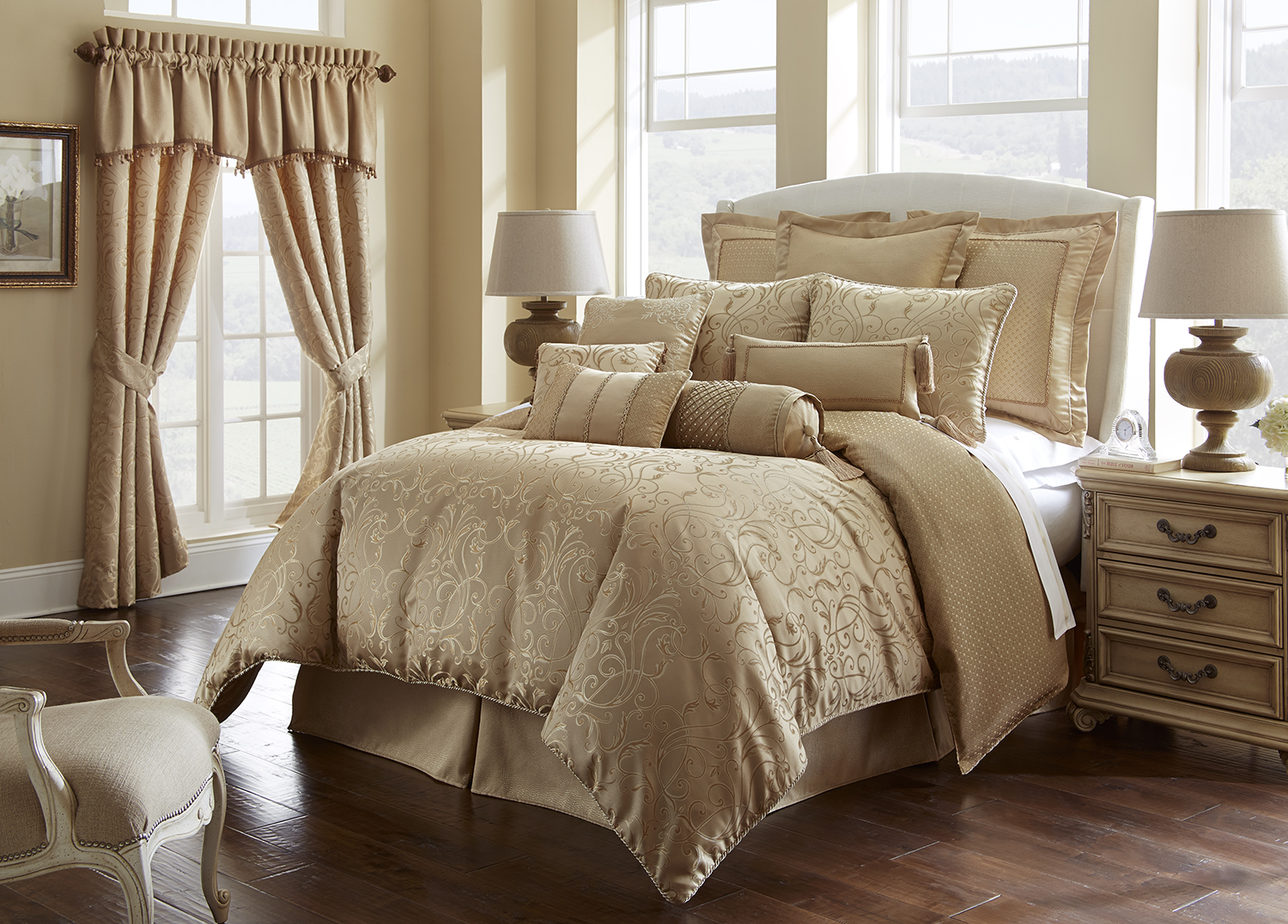 Lynath By Waterford Luxury Bedding Beddingsuperstore Com