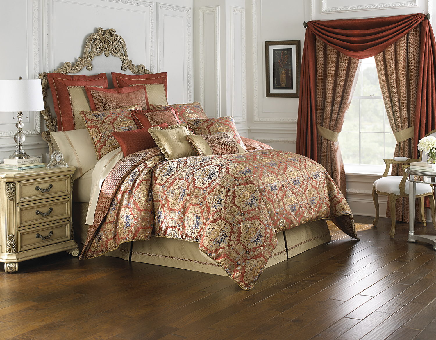 Olympia By Waterford Luxury Bedding Beddingsuperstore Com