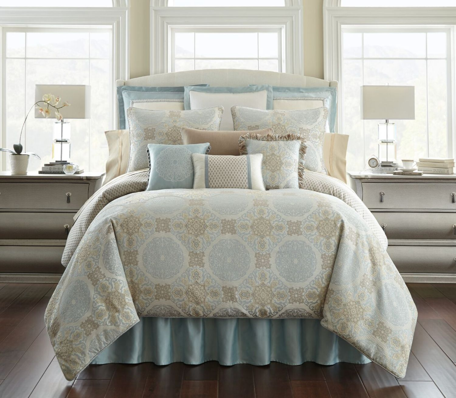 Jonet by Waterford Luxury Bedding by Waterford Luxury ...