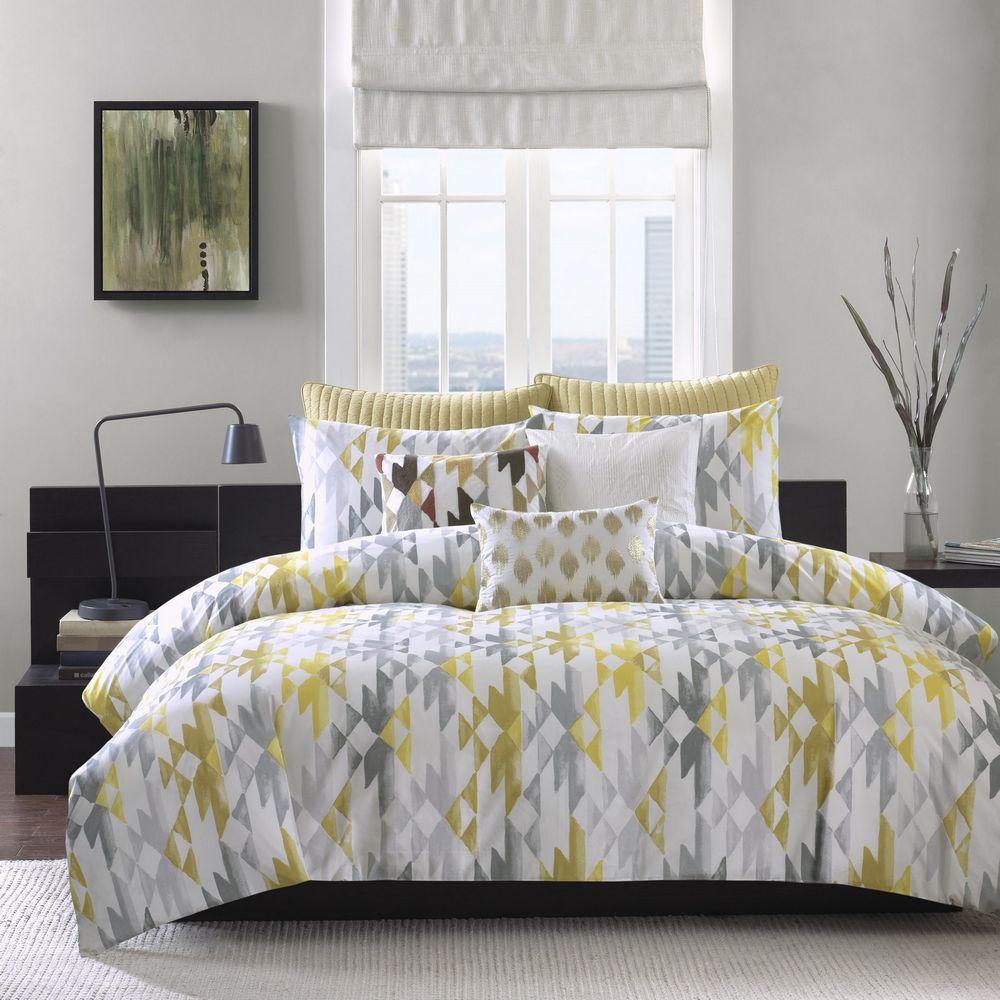 Sierra Yellow By Ink Amp Ivy Bedding Beddingsuperstore Com