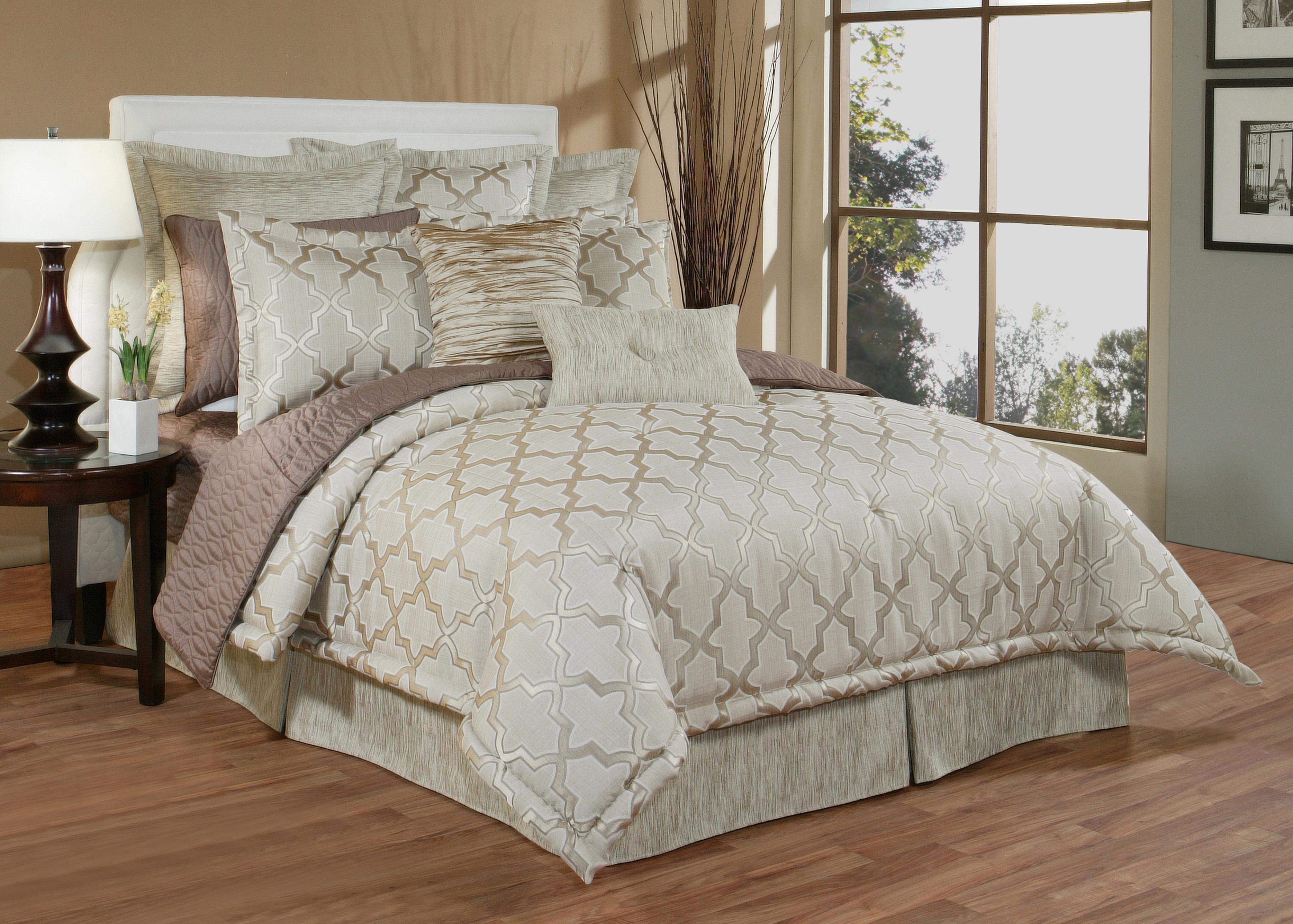 En Vogue Glamour Quartz By Austin Horn Luxury Bedding