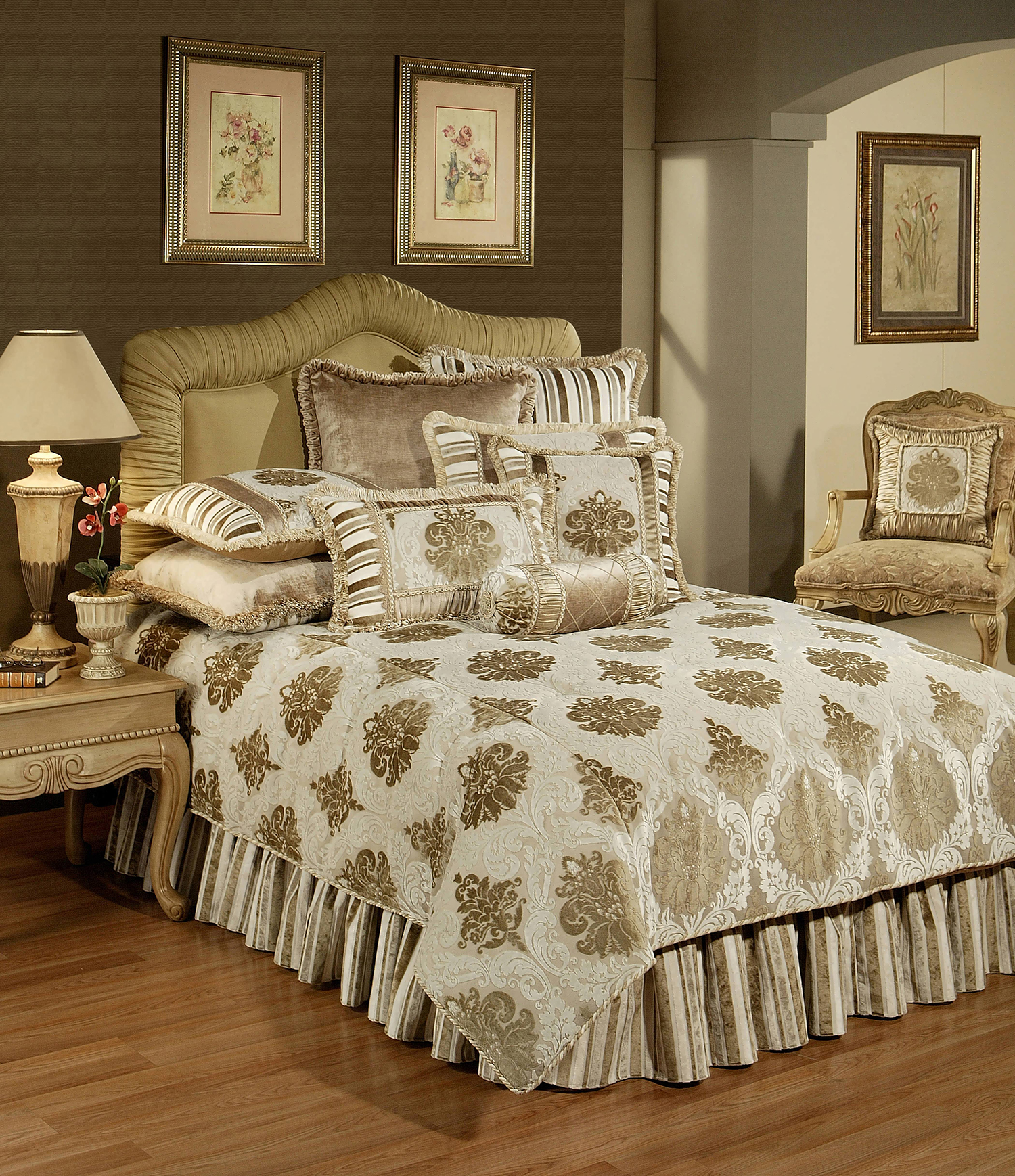 Minuet By Austin Horn Luxury Bedding Beddingsuperstore Com