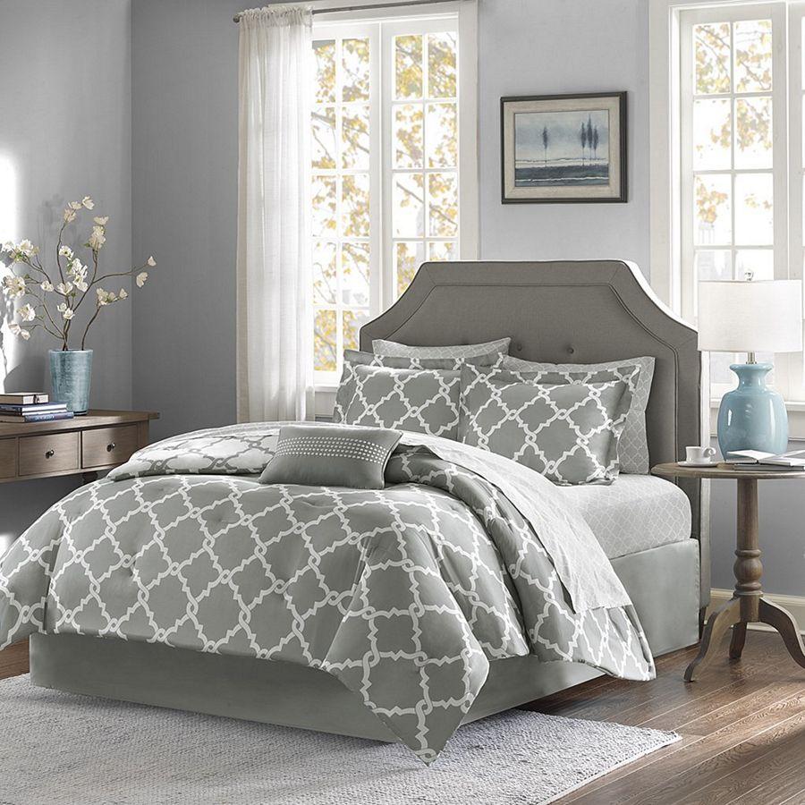 Merritt Grey By Madison Park Beddingsuperstore Com
