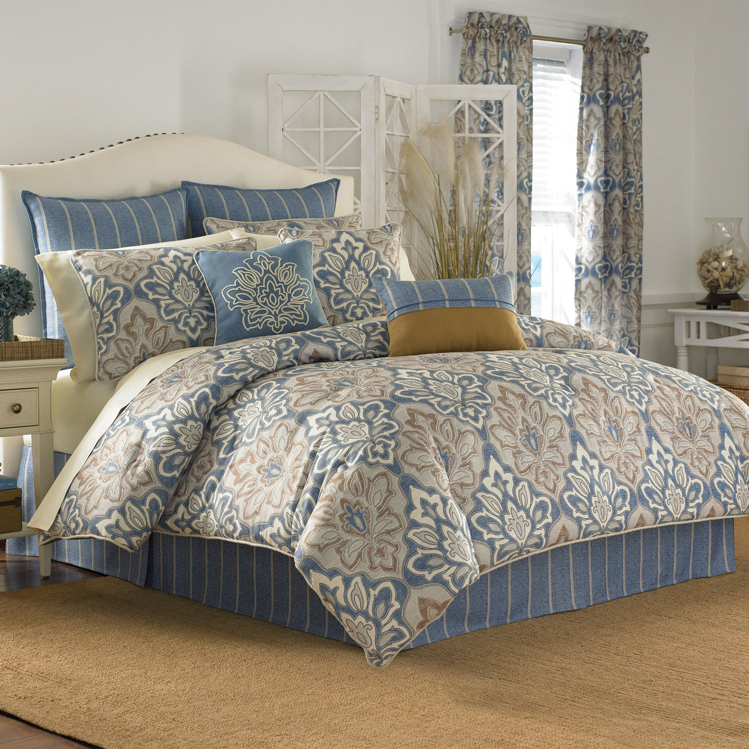 Captain S Quarters By Croscill Home Fashions