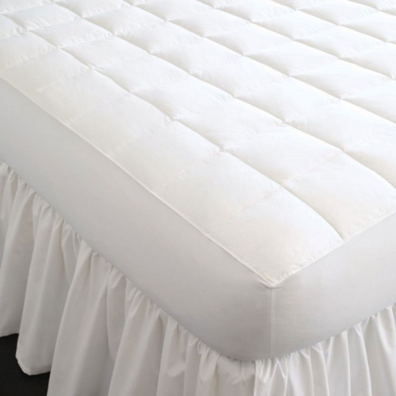 Arcadia  Mattress Pads Collection by Sferra Fine Linens