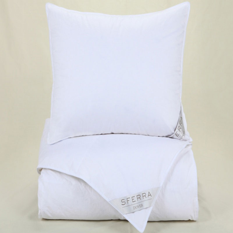 Dover Duvets & Pillows Collection by Sferra Fine Linens