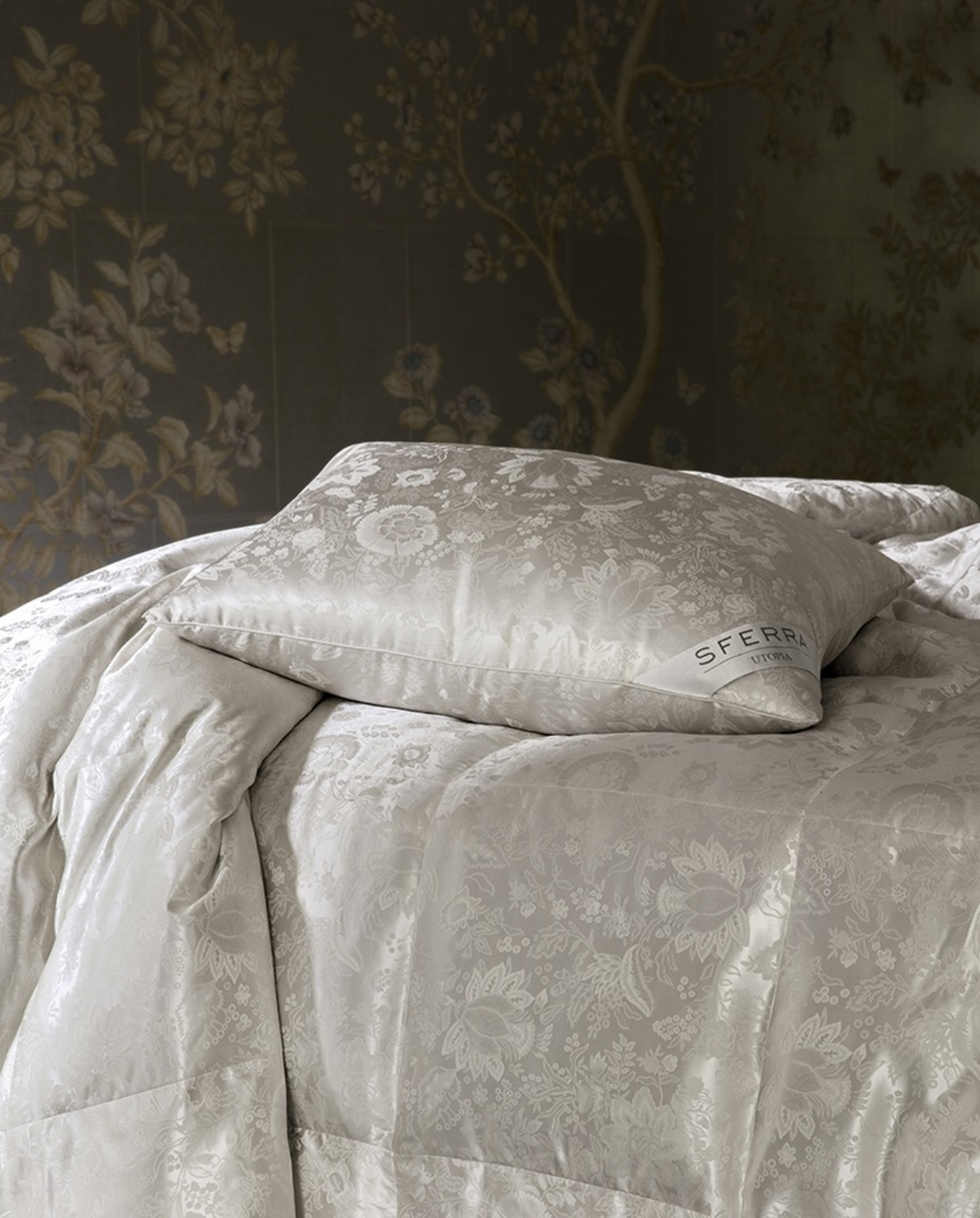 Utopia Duvets & Pillows Collection by Sferra Fine Linens