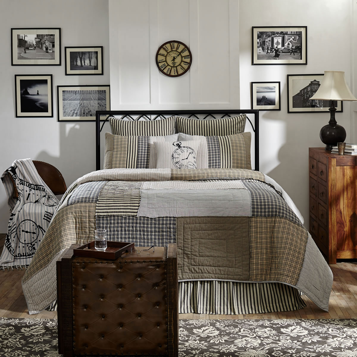 ashmont by vhc brands  beddingsuperstorecom - zoom in