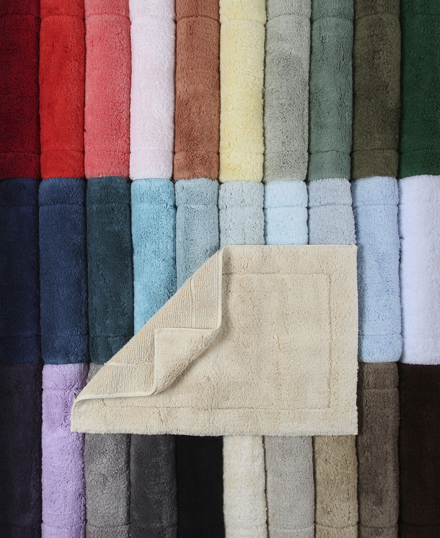 Maestro Luxury Bath Rugs By Sferra Fine Linens
