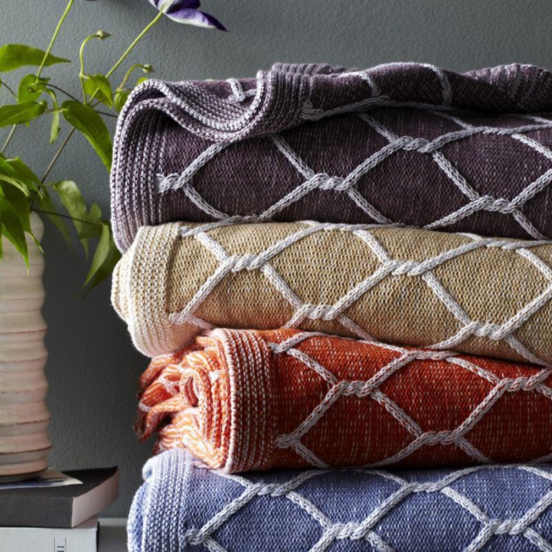 Orazio Throw by Sferra Fine Linens