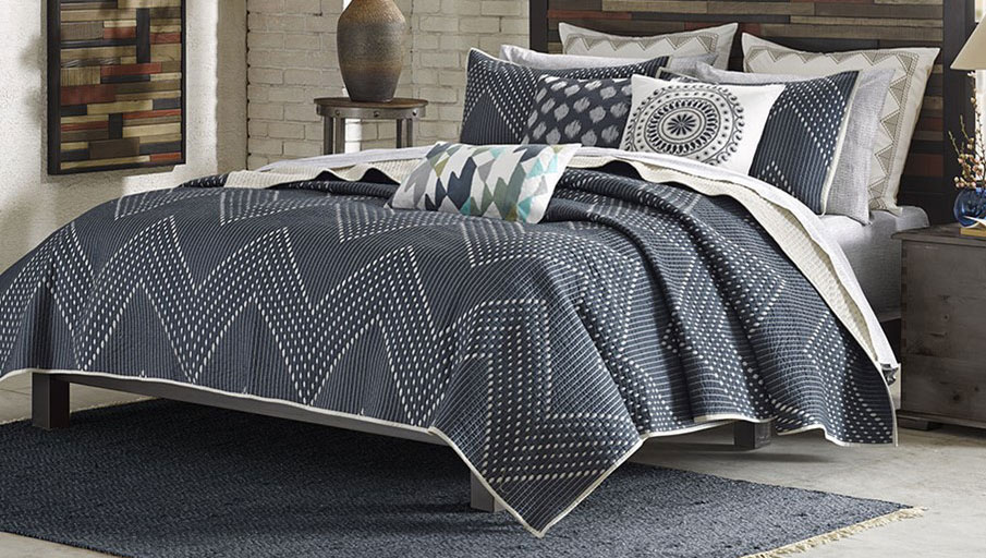 Pomona Navy By Ink Amp Ivy Bedding Beddingsuperstore Com