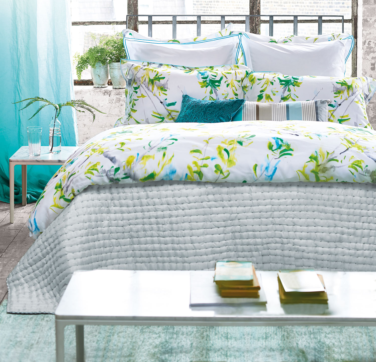Willow Acacia by Designers Guild Bedding