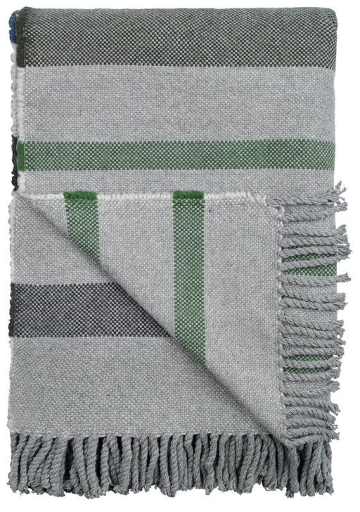 Lanoso Graphite Throw by Designers Guild