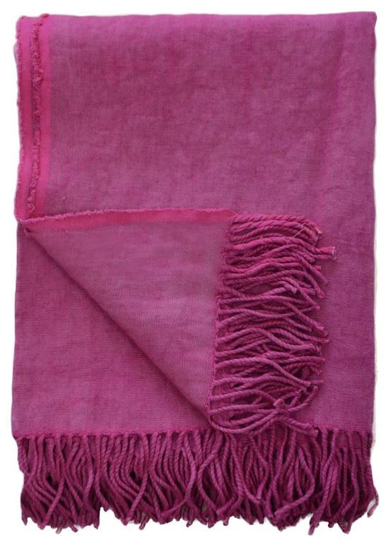 Sienna Peony Throw by Designers Guild