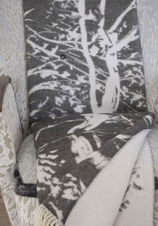Winter Palace Black & White by Designers Guild