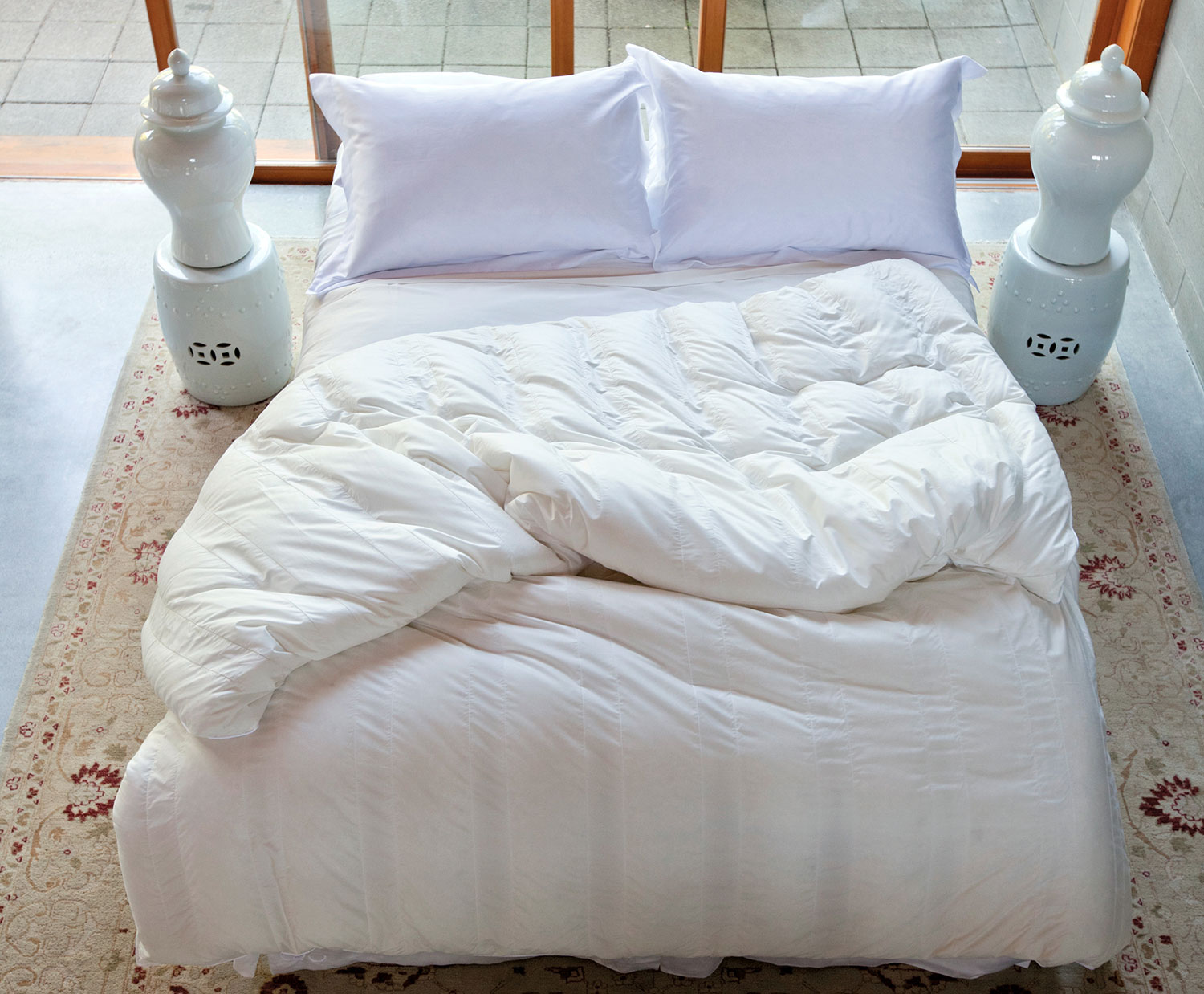 Soving by St. Geneve Luxury Bedding
