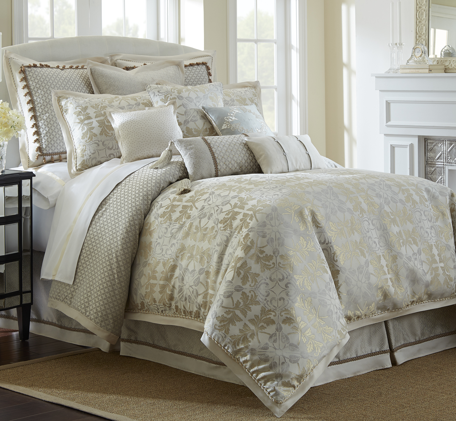 Olivette By Waterford Luxury Bedding Beddingsuperstore Com