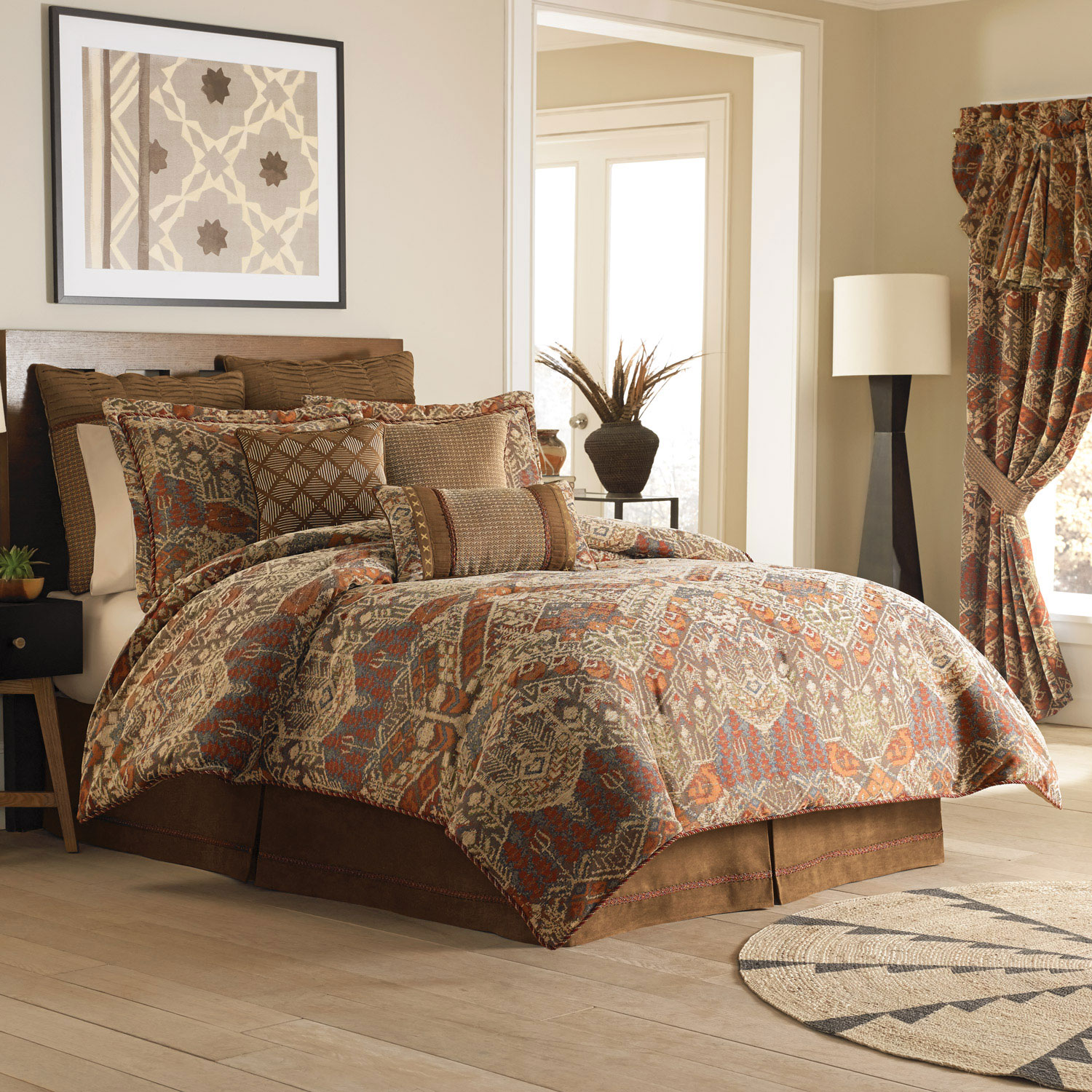 Salida by croscill home fashions for Designer linens and home fashions
