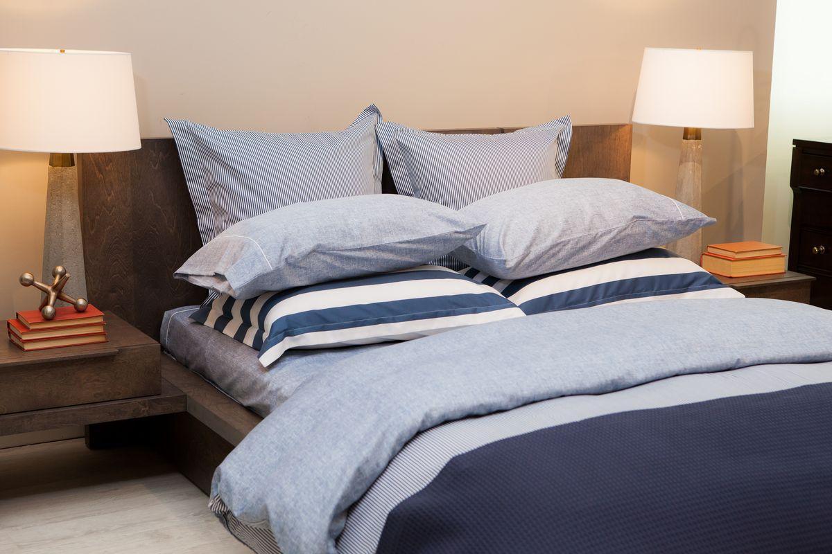 Monaco Navy By Cd Bedding Of Ca Beddingsuperstore Com