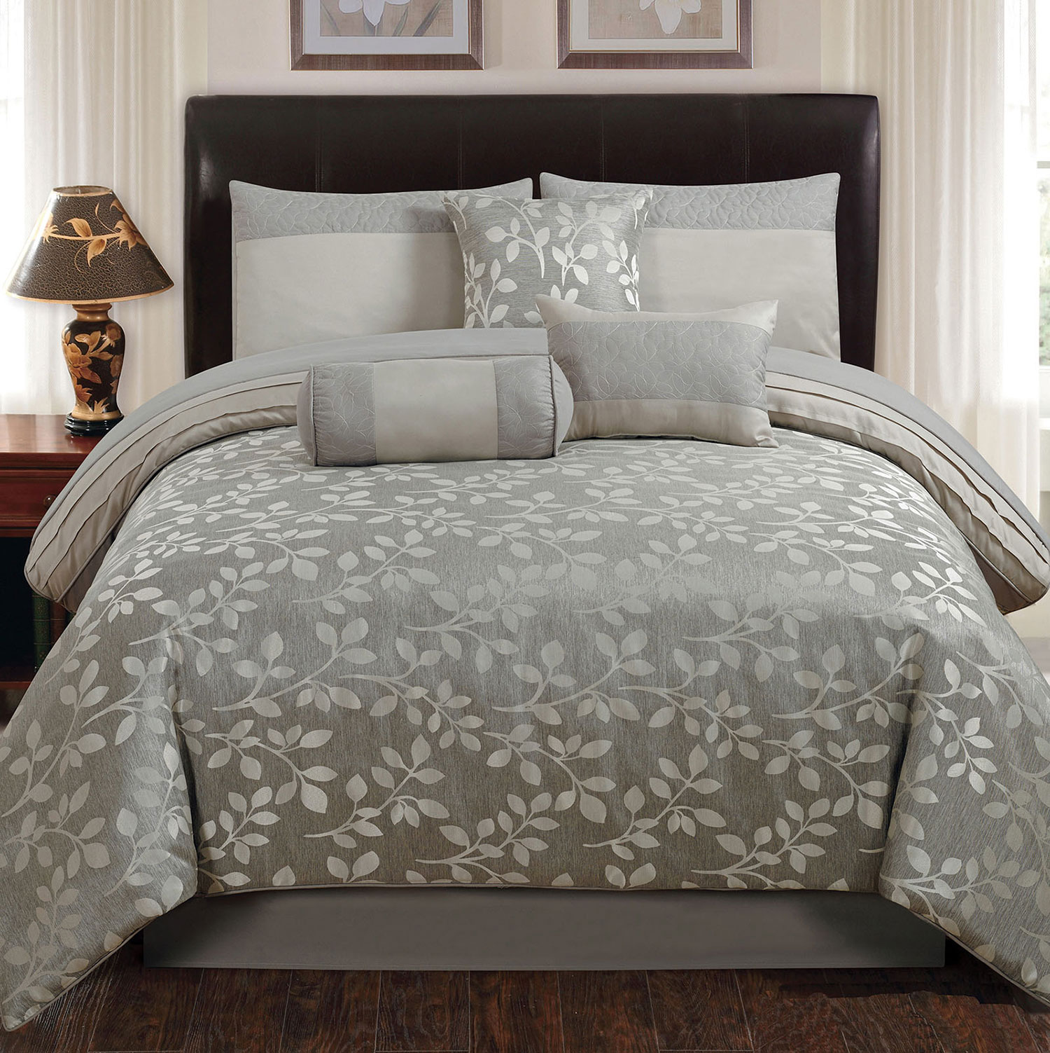 Hotel Collection Platinum: Platinum Leaves By Hallmart Collection By Hallmart