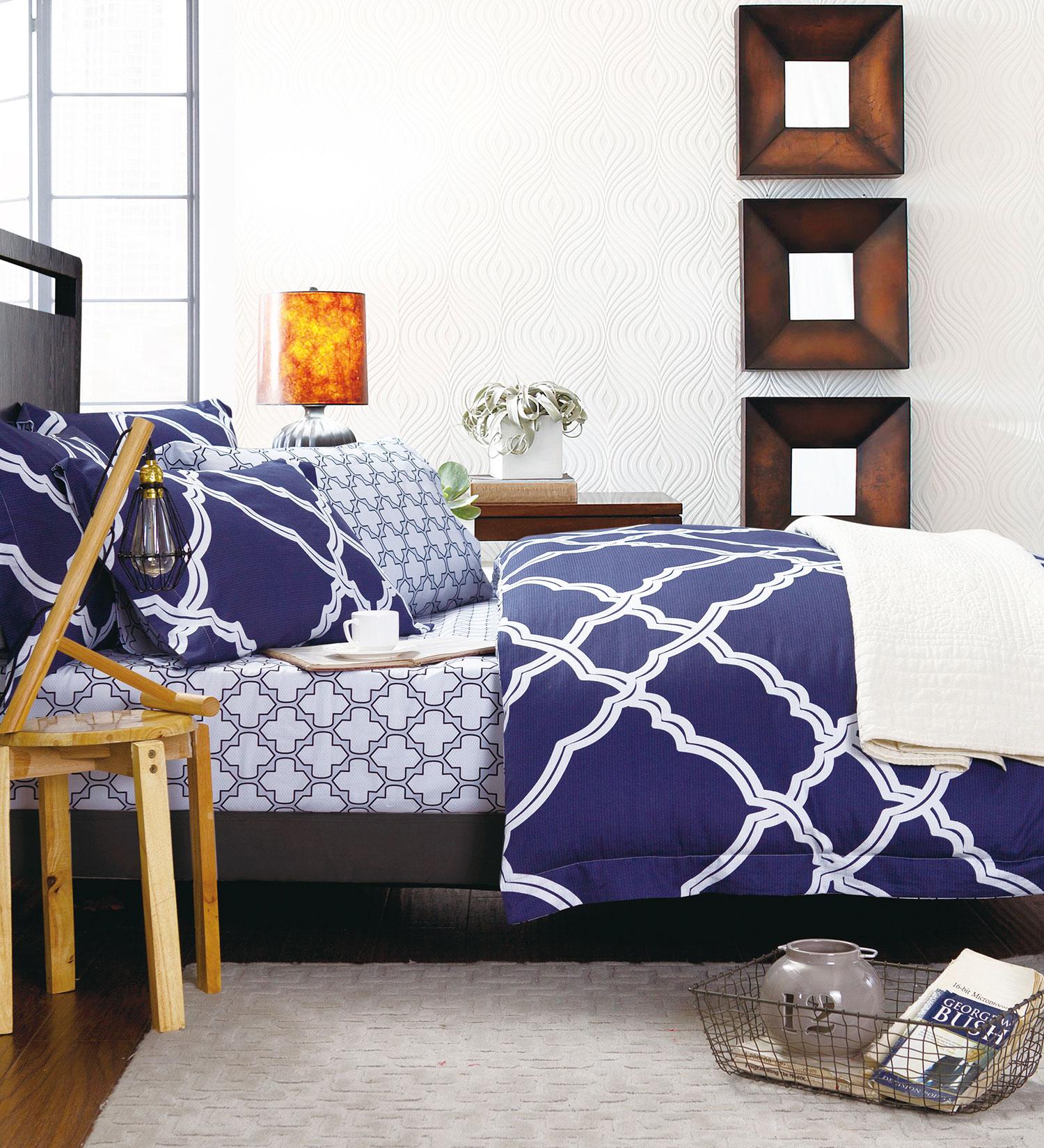 Blues Hues By Sherry Kline Beddingsuperstore Com