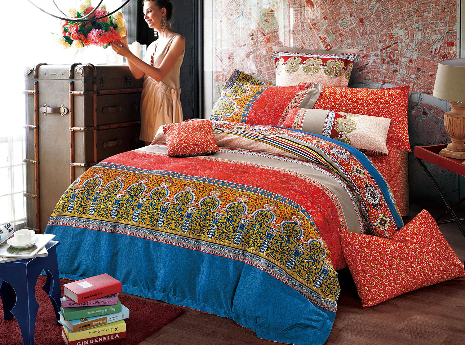Moroccan By Sherry Kline Beddingsuperstore Com