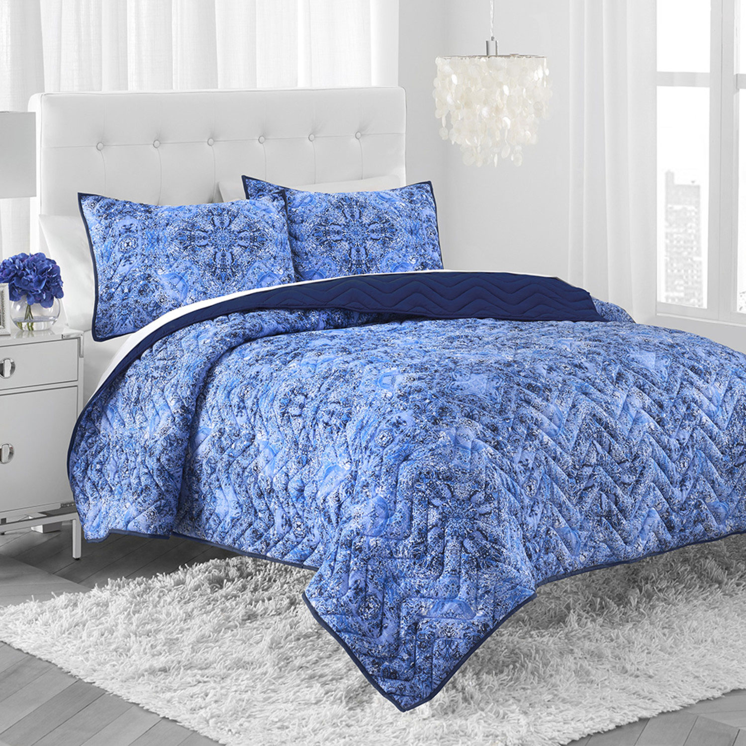Arcadia Indigo By Amy Sia Home Beddingsuperstore Com