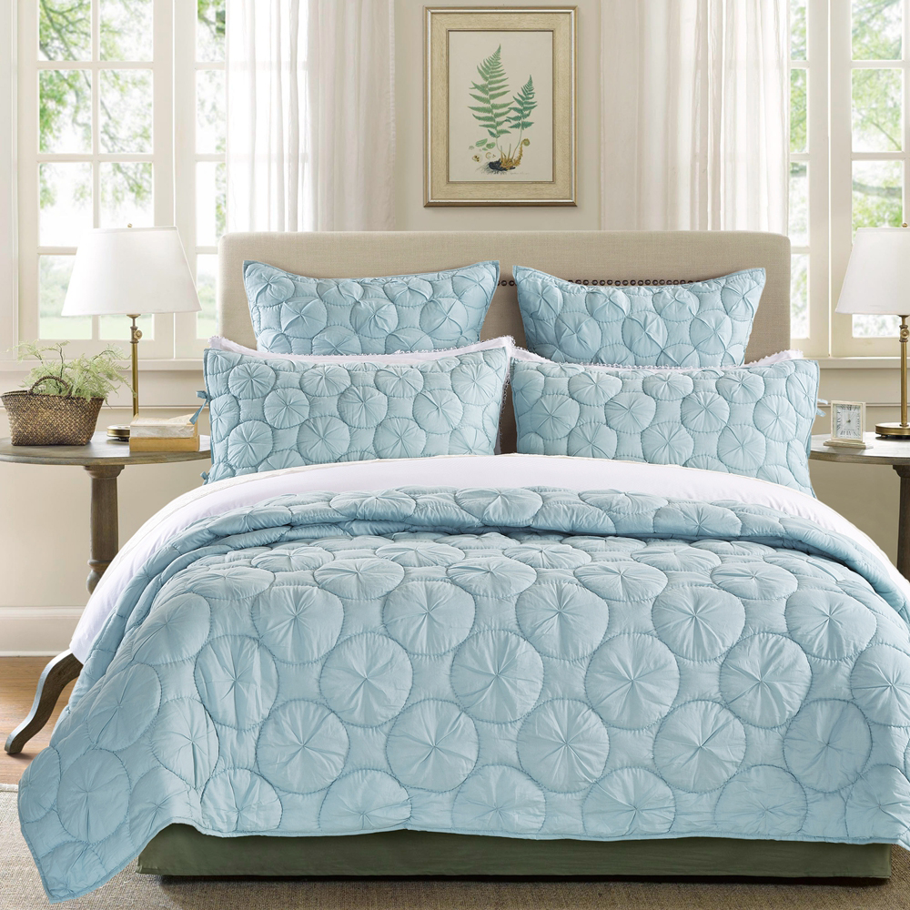 Dream Waltz Pacific Blue by Calla Angel Quilts