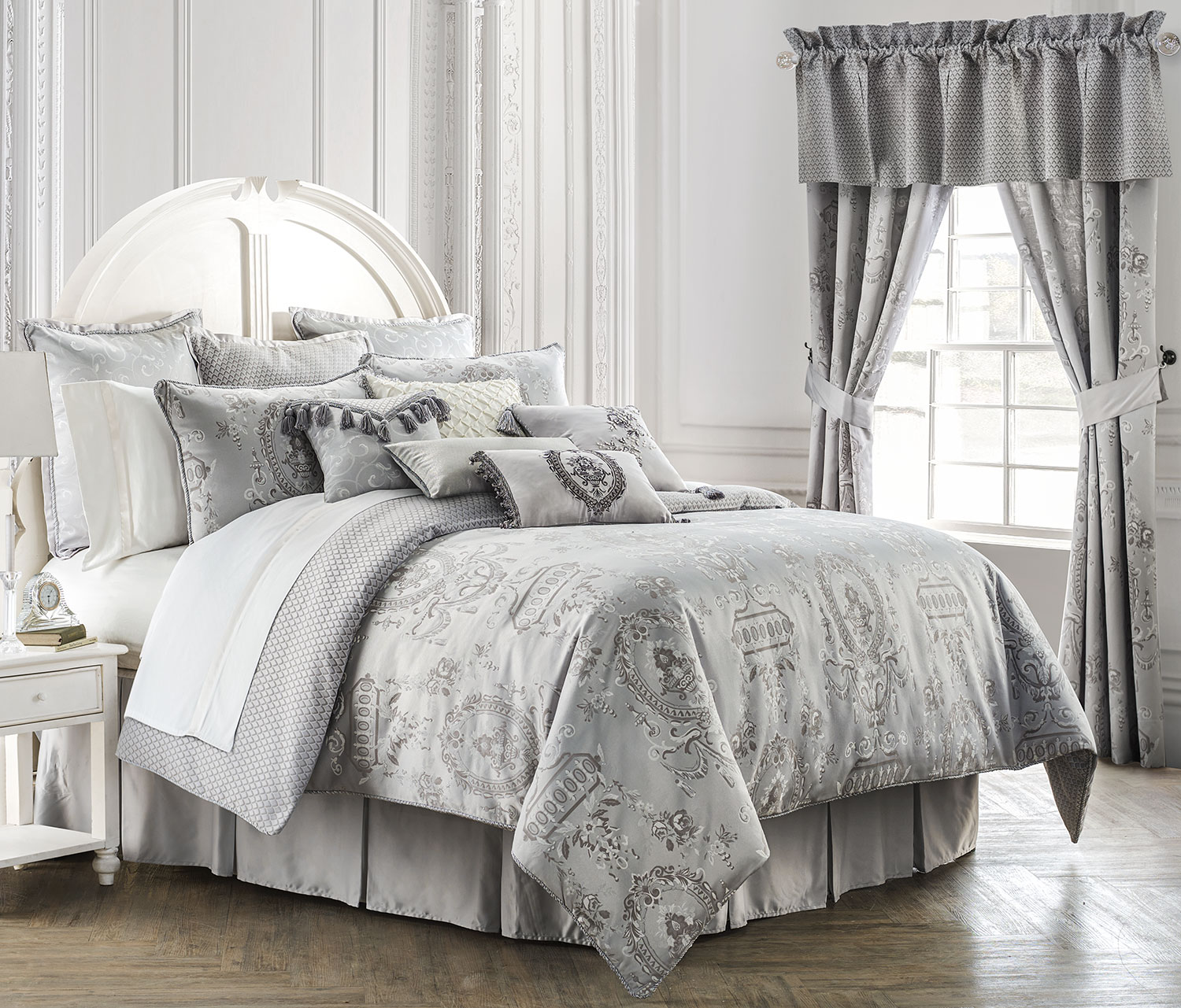 Marquis By Waterford Samantha Bedding Coordinates