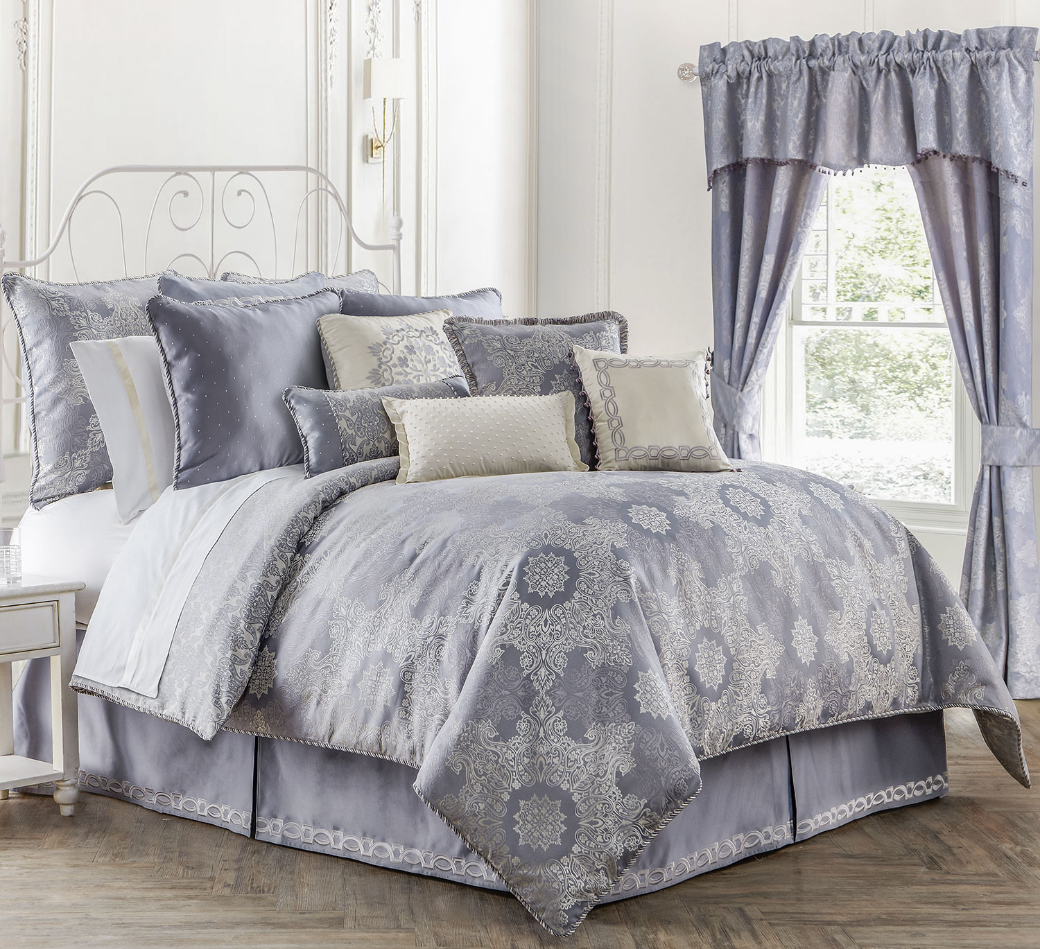 Veranda Thistle By Waterford Luxury Bedding