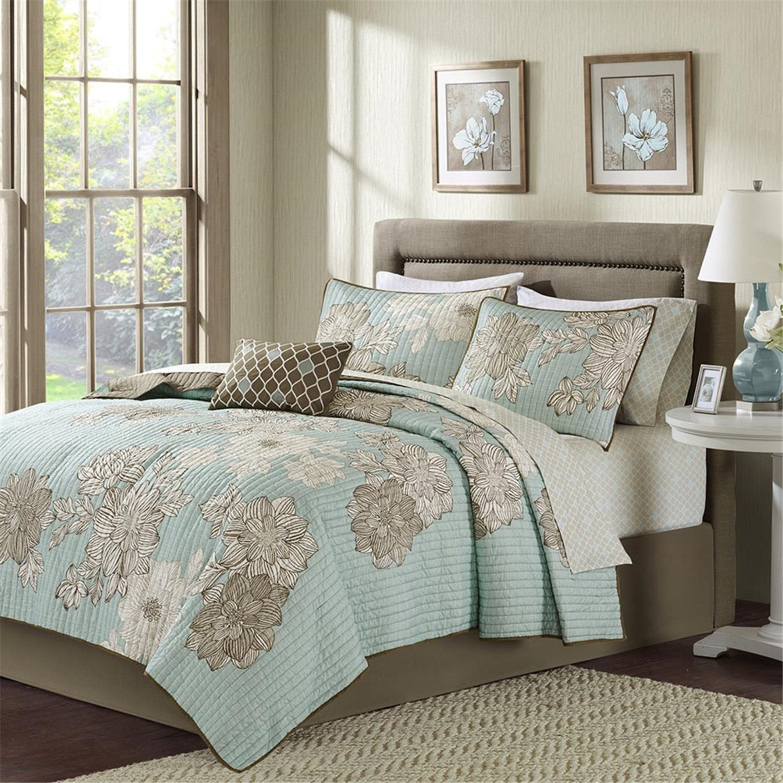 Avalon Blue By Madison Park Beddingsuperstore Com