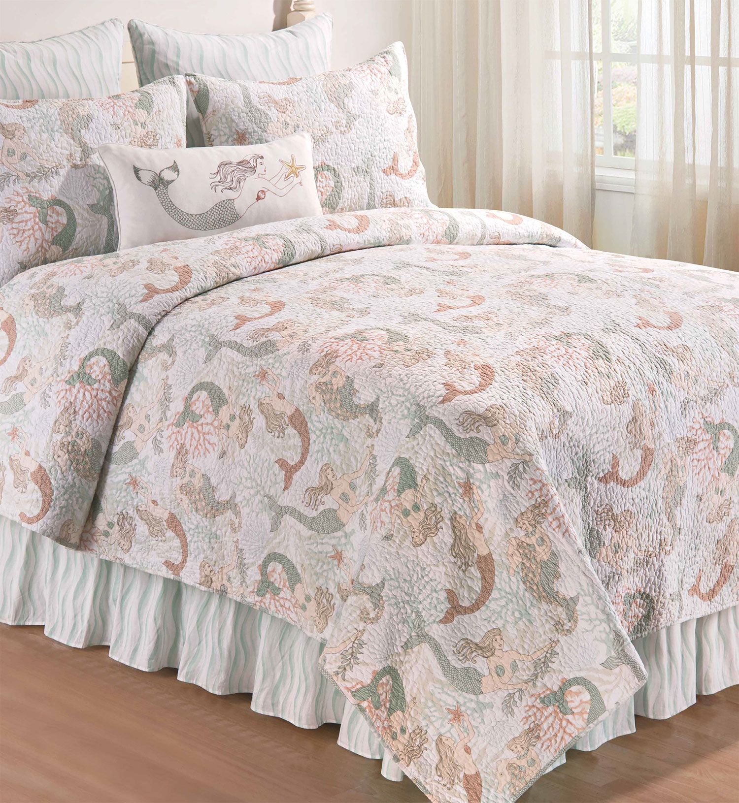 Mystic Echoes By C Amp F Quilts Beddingsuperstore Com