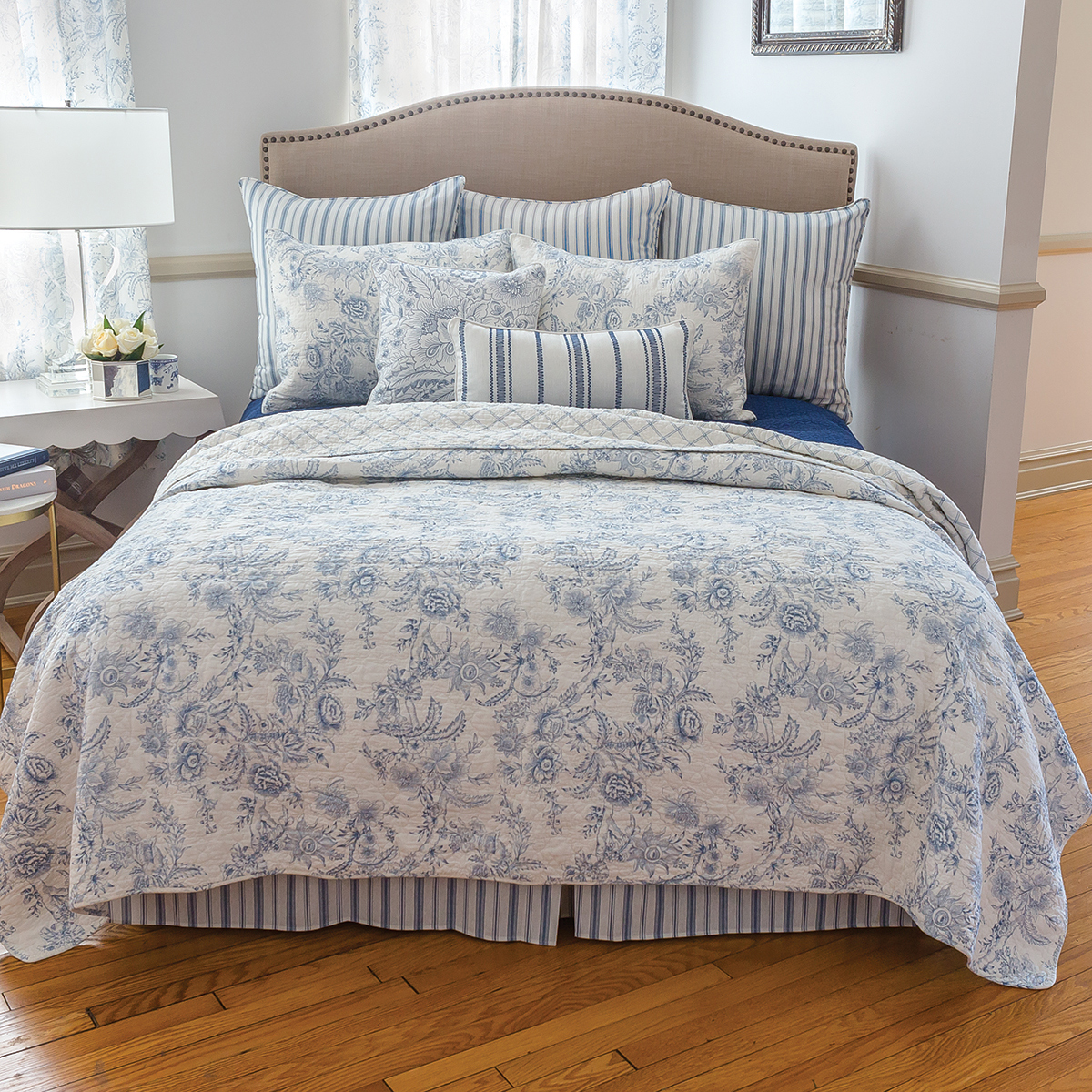 Clementina Dusk By C Amp F Quilts Beddingsuperstore Com