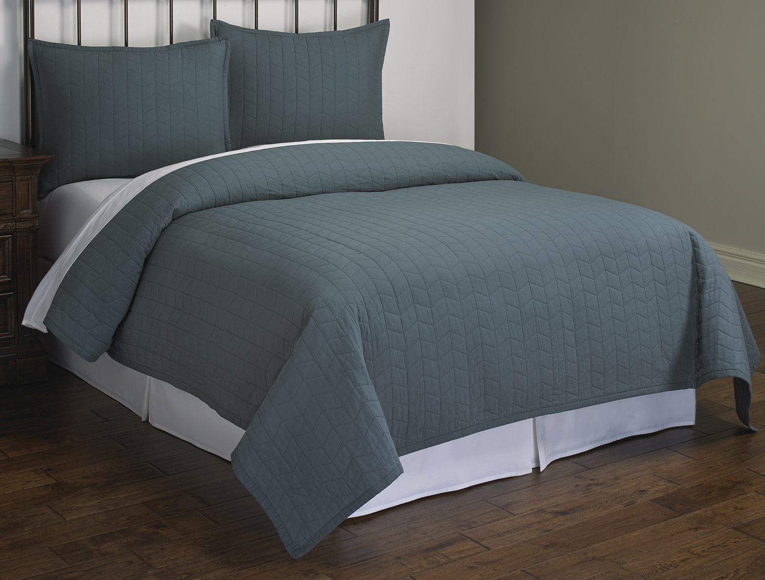 Ashton Teal by Riverbrook Home Bedding