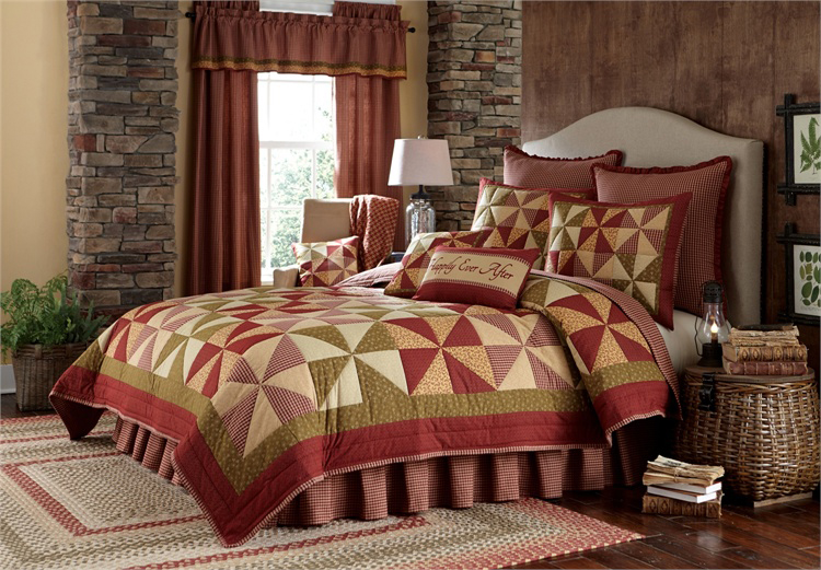 Mill Village By Park Designs Lodge Bedding
