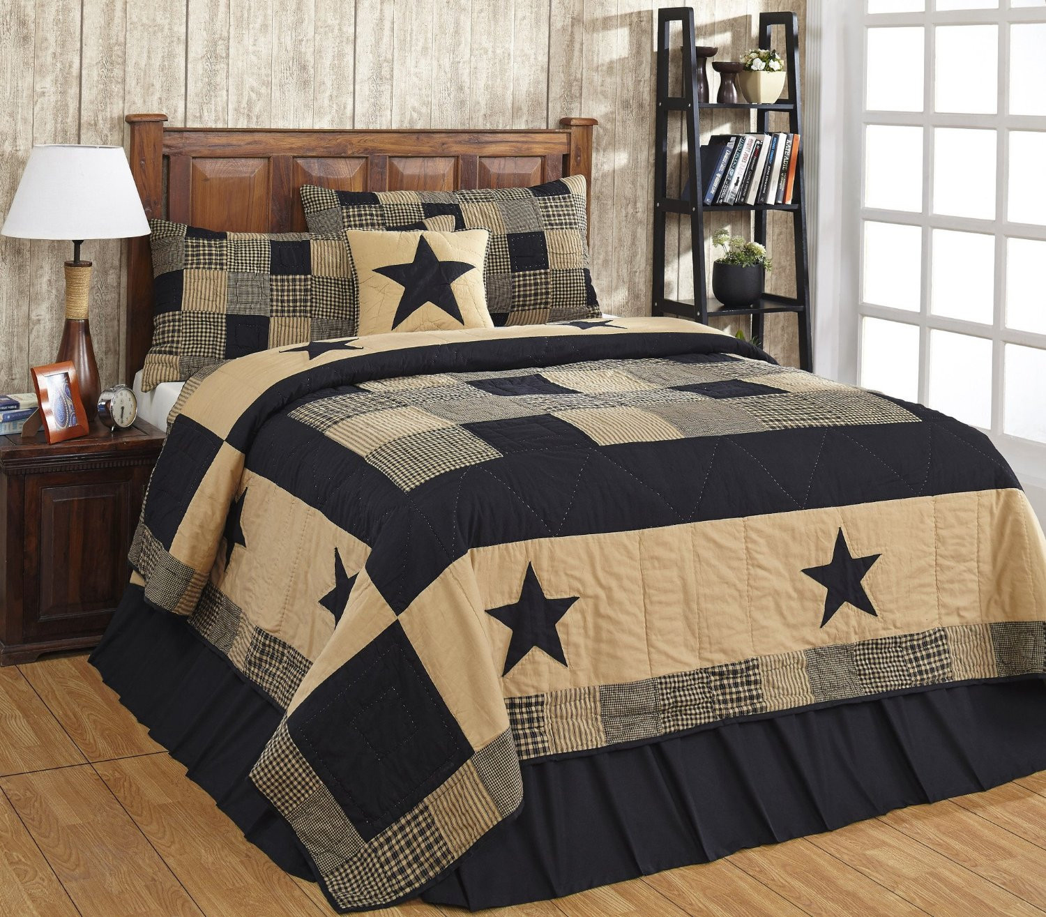 Jamestown Black Amp Tan By Olivias Heartland Quilts