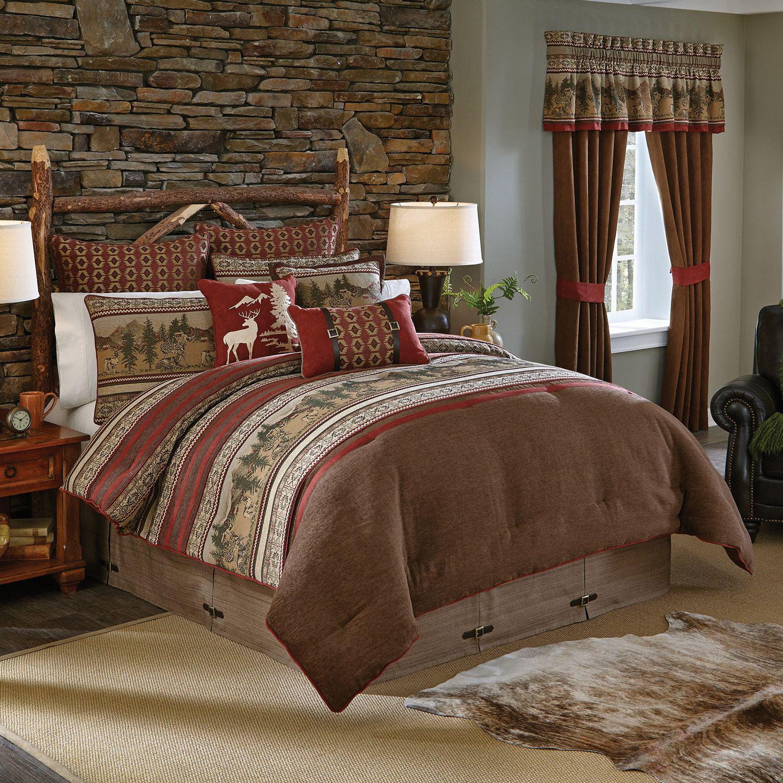 Oakwood By Croscill Home Fashions Beddingsuperstore Com