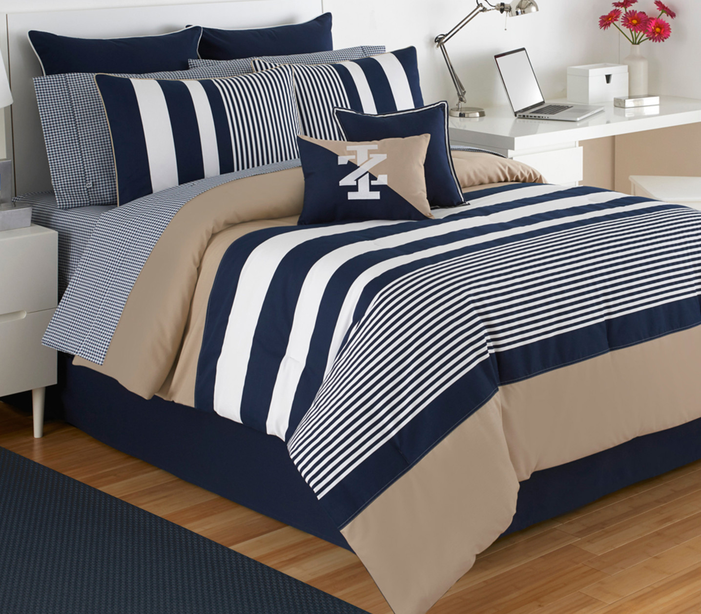 Classic Stripe By Izod Bedding Beddingsuperstore Com