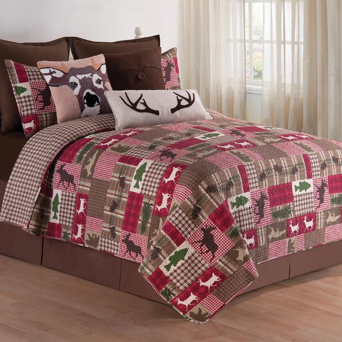 Happy Camper By C Amp F Quilts Beddingsuperstore Com