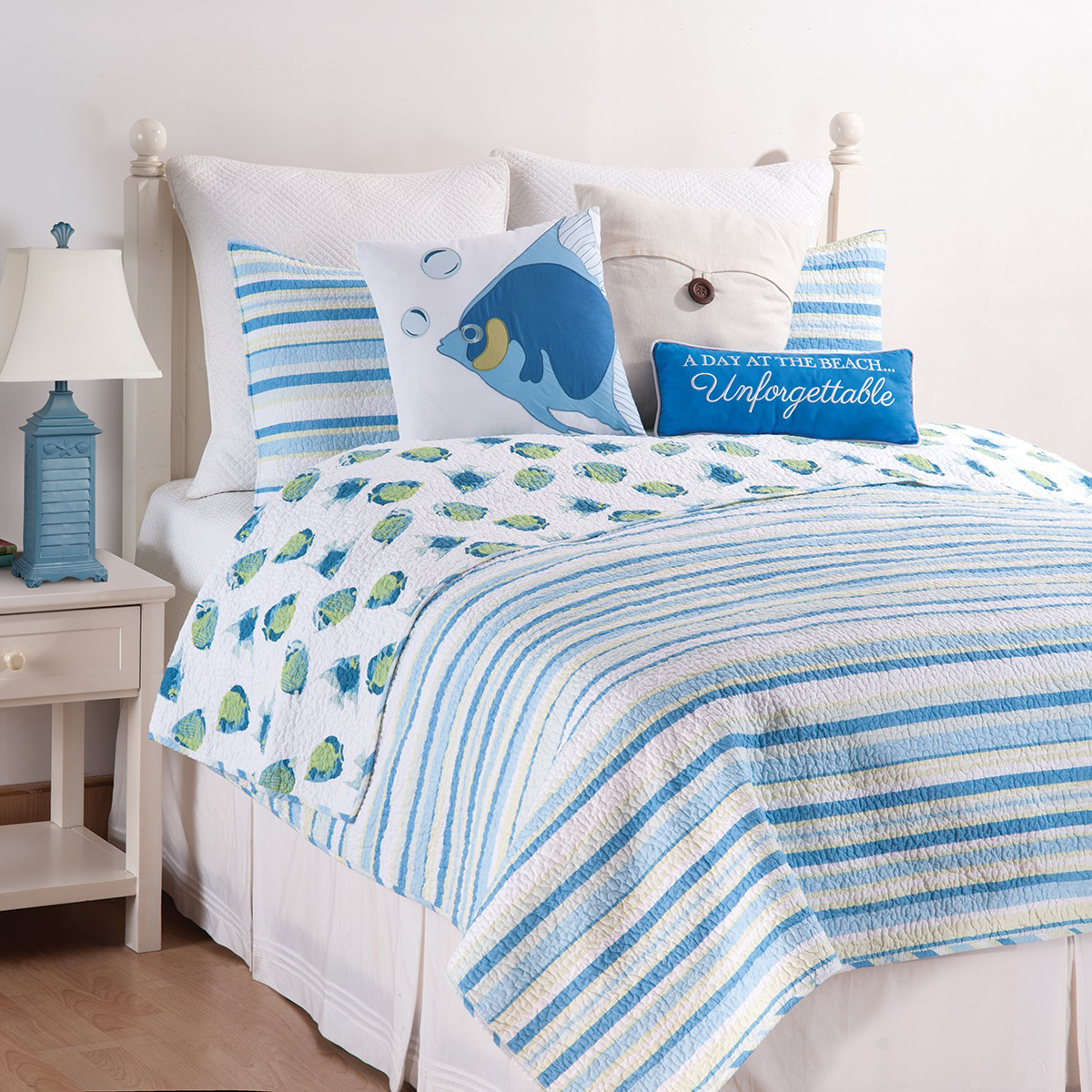 Island Bay By C Amp F Quilts Beddingsuperstore Com