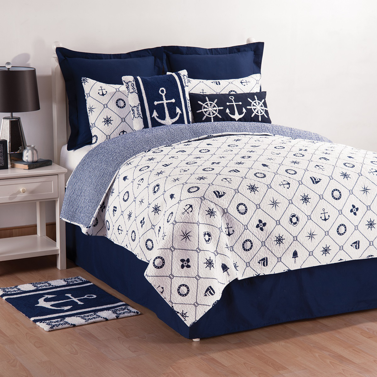Sailor S Bay By C Amp F Quilts Beddingsuperstore Com