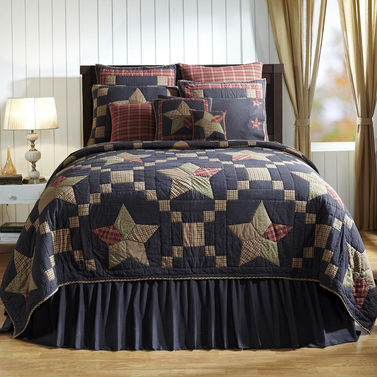 Arlington By Vhc Brands Quilts Beddingsuperstore Com