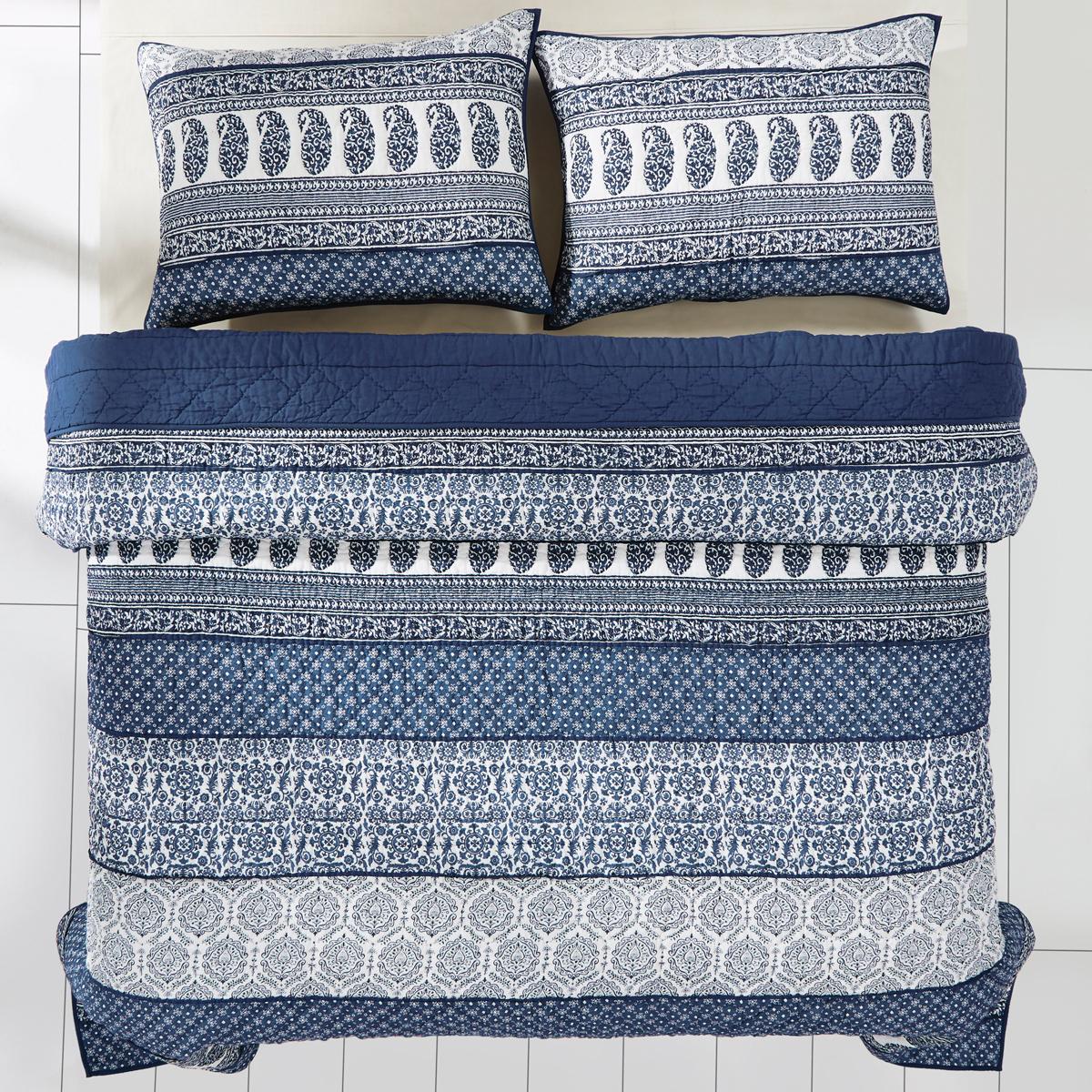 Ceylon Indigo By Vhc Brands Quilts Beddingsuperstore Com