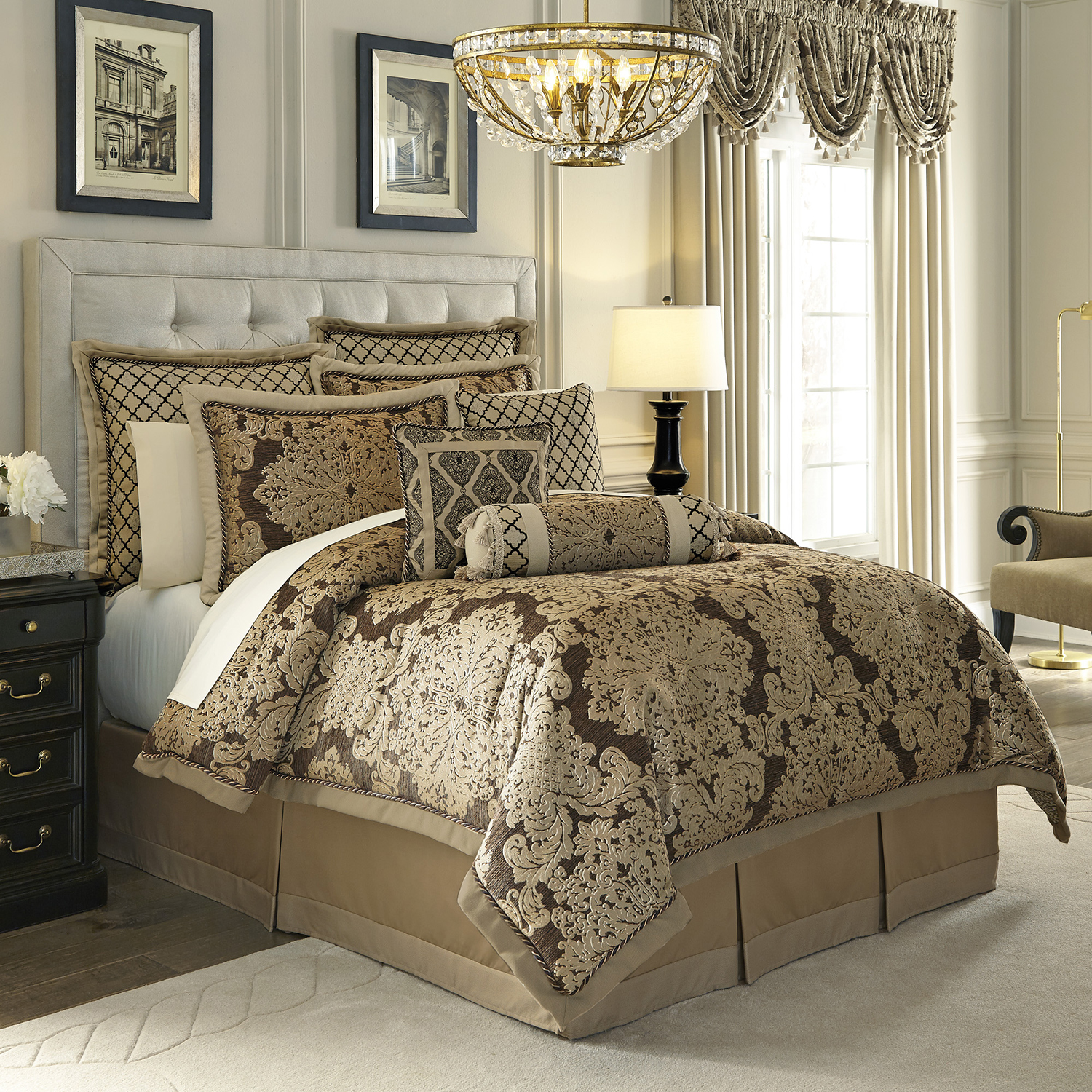 Bedding Decor: Sorina By Croscill Home Fashions