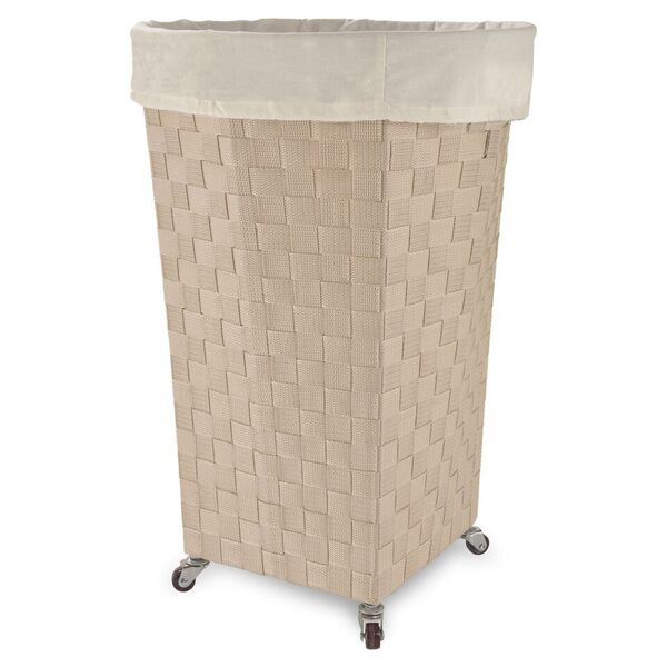 Linden Hamper Linen by Lamont Home