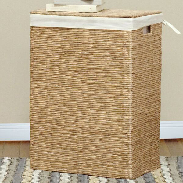 Kianna Hamper Natural by Lamont Home